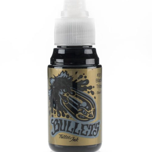 Bullets Ink - Black Tribe