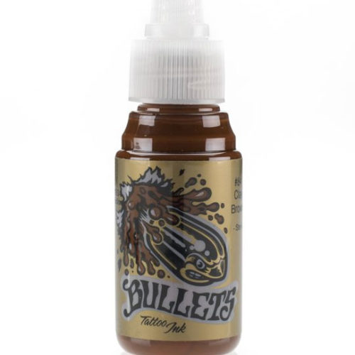 Bullets Ink - Clay Brown