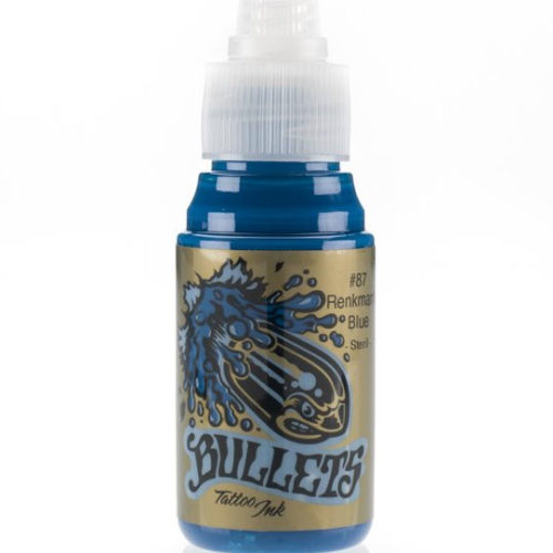 Bullets Ink - Renkmans Blue