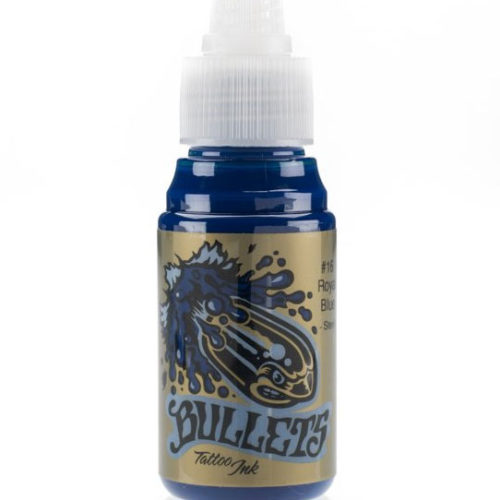 Bullets Ink - Royal Blue