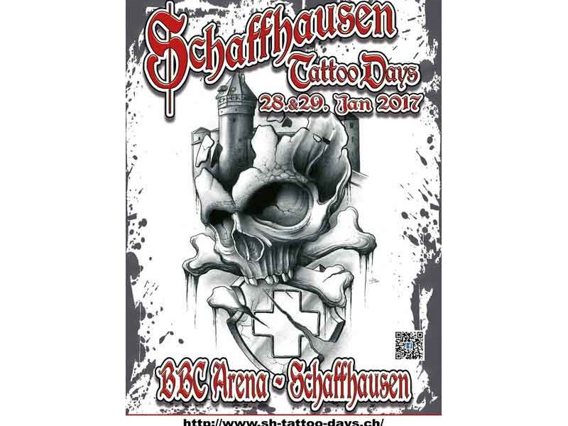 Tattoo Convention Schaffhausen