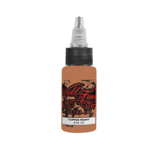 World Famous, Copper Penny 30ml