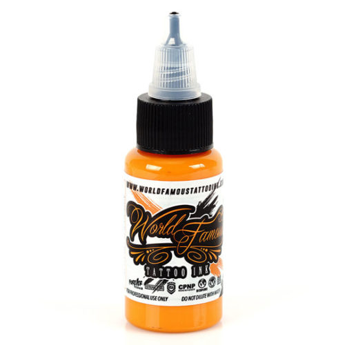 World Famous, Acropolis Orange 30ml