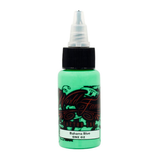 World Famous, Bahama Blue 30ml