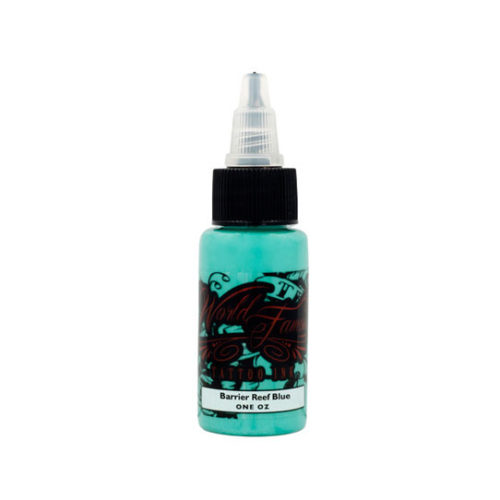 World Famous, Barrier Reef Blue 30ml