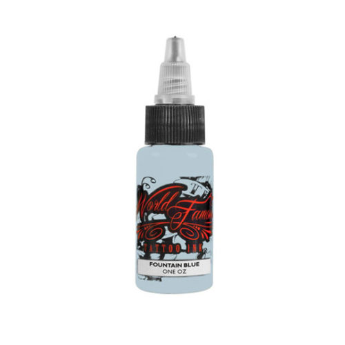 World Famous, Fountain Blue 30ml