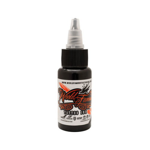 World Famous, Pitch Black 30ml