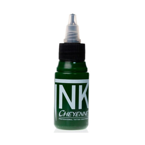 Cheyenne INK Dark Moss