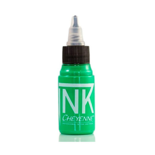 Cheyenne INK Green Mint