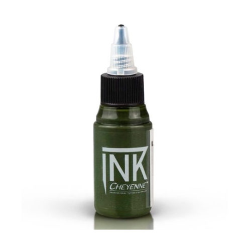 Cheyenne INK Oliv Green