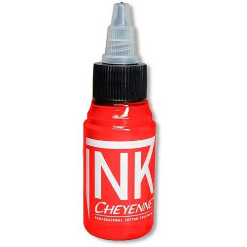 Cheyenne INK Pure Red