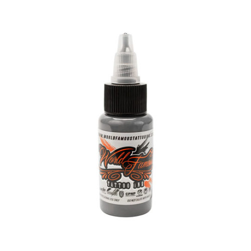 World Famous, Battleship Grey 30ml