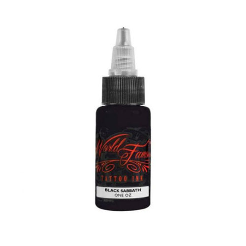 World Famous, Black Sabbath 30ml