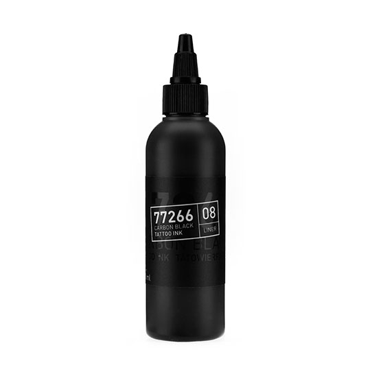 Carbon Black - Liner 08 100ml
