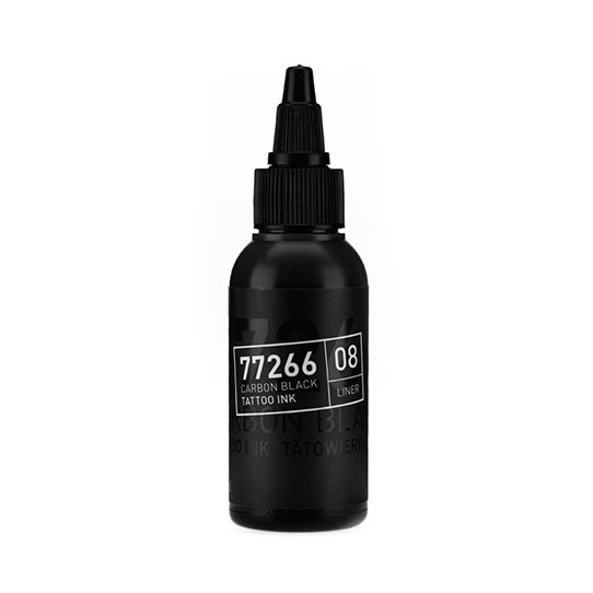 Carbon Black - Liner 08 50ml