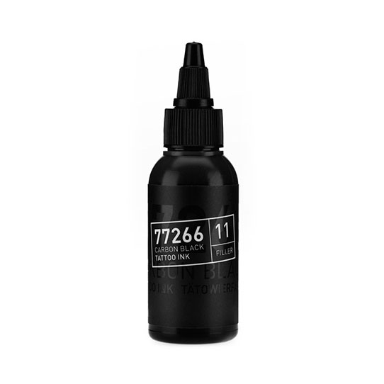Carbon Black - Filler 11 50ml