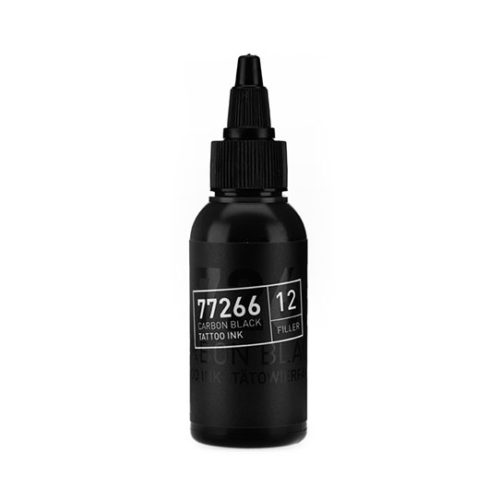 Carbon Black - Filler 12 50ml