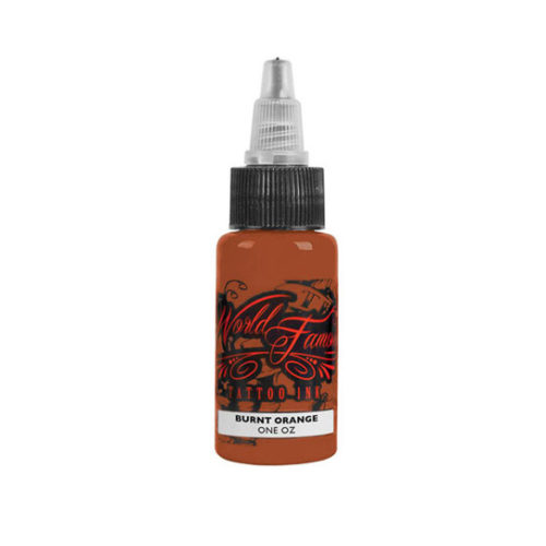 World Famous, Burnt Orange 30ml