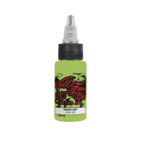World Famous, Green Day 30ml