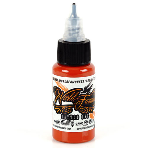 World Famous, Red Hot Chilli Pepper 30ml
