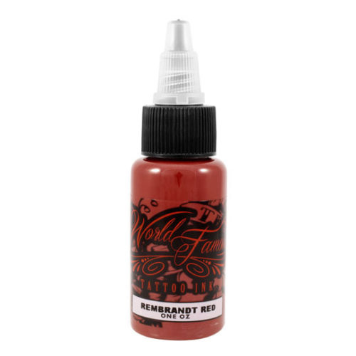 World Famous, Rembrandt Red 30ml