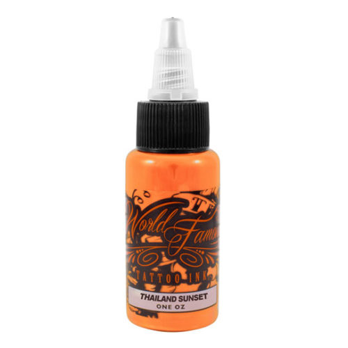World Famous, Thailand Sunset 30ml