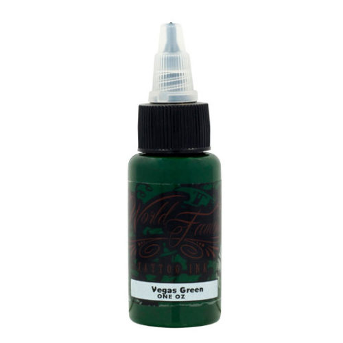 World Famous, Vegas Green 30ml