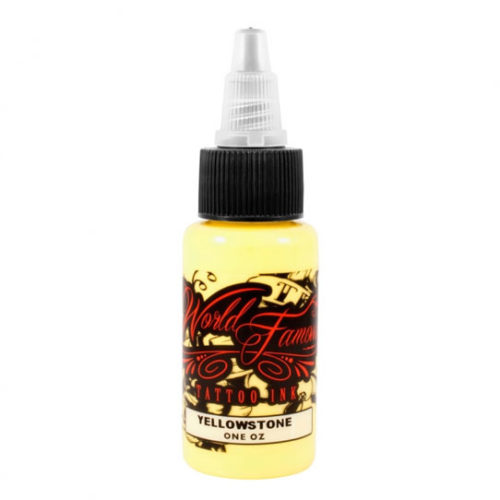 World Famous, Yellow Stone 30ml