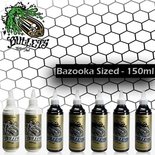 Bullets Bazooka Sized 150ml