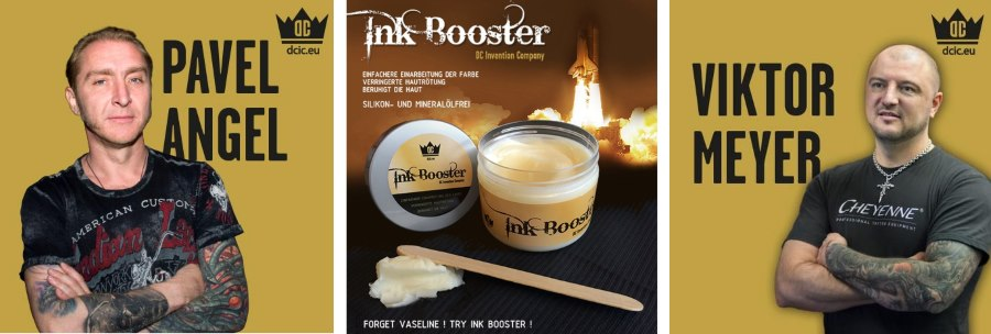 Ink Booster - Ink Protector