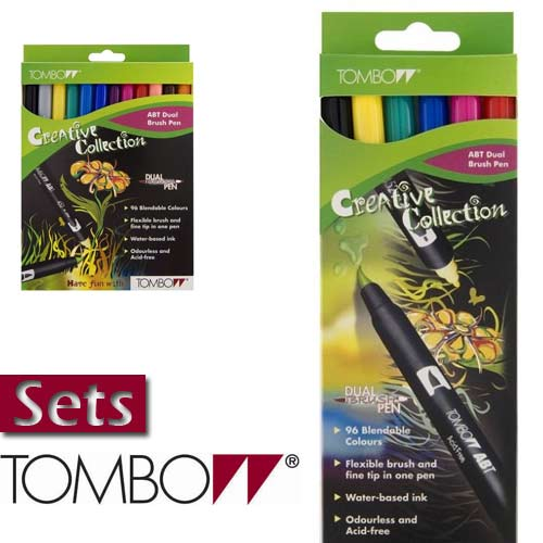 Tombow Sets