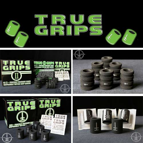 True Grips - Grip Covers