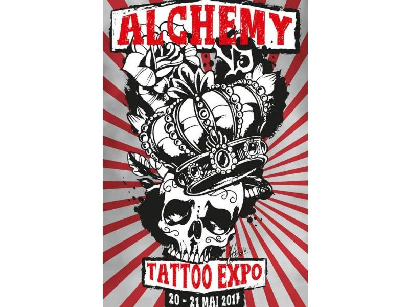 Alchemy Tattoo Expo 2017