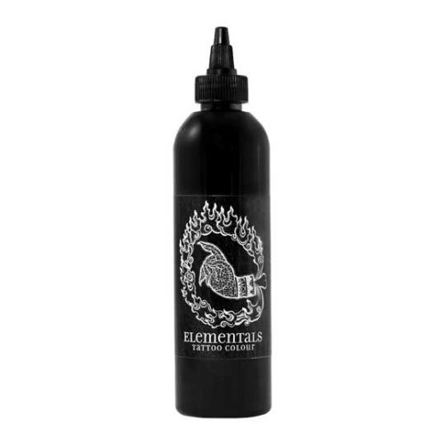 Elementals Tattoo colour Standard black