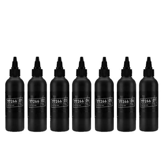 Carbon Black Sumi Set 100ml