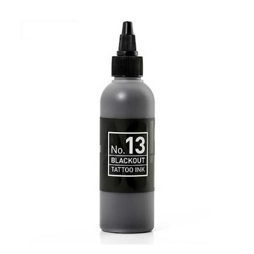 Carbon Black No. 13 100ml