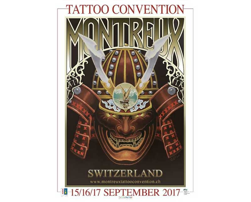 Tattoo Convention Montreux