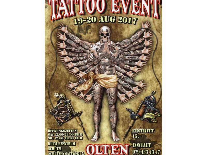 Tattoo Convention Olten