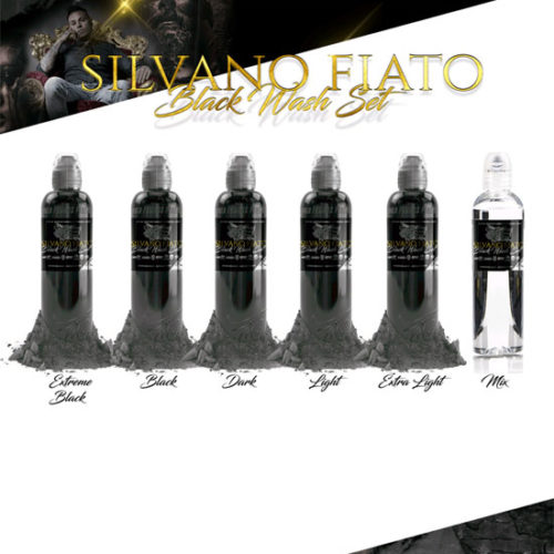 World Famous Ink - Silvano Fiato Set