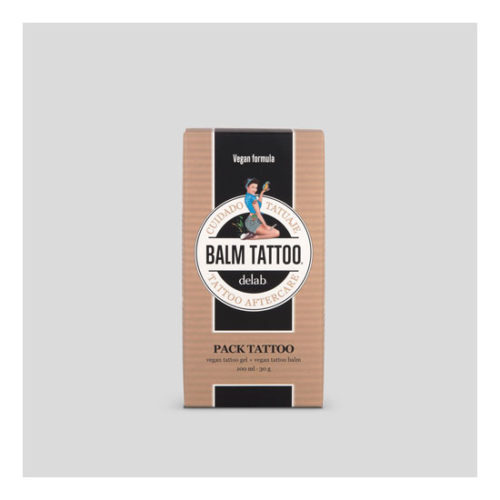 Balm Tattoo - Vegan Pack
