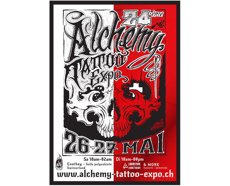 Tattoo Convention Conthey