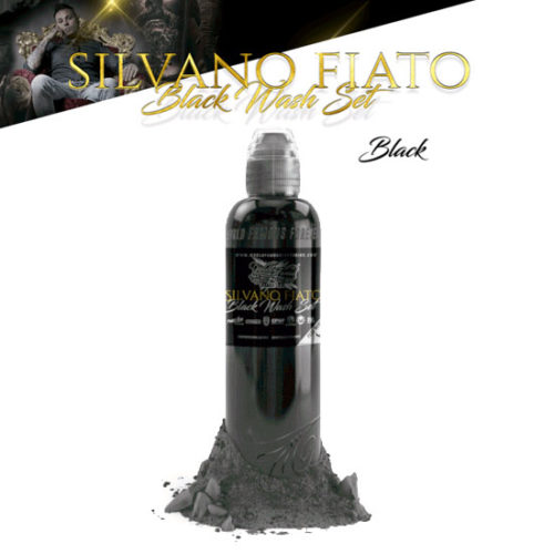 Silvano Fiato -Black - 120ml