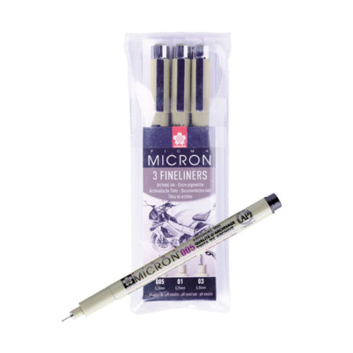 Pigma Micron Design Set