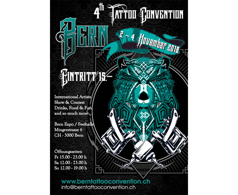 Tattoo Convention Bern