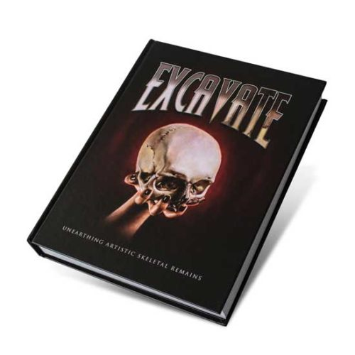 Excavate - Tattoo Buch