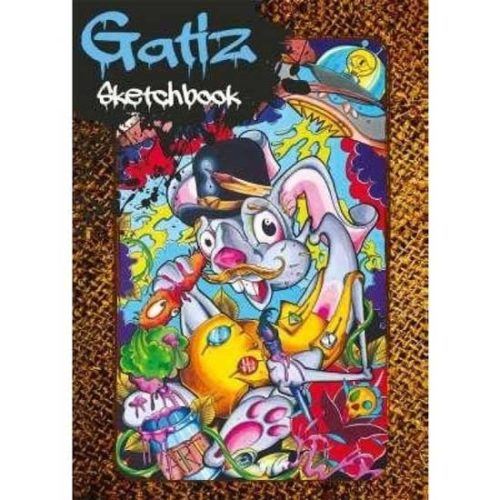 Gatiz - Sketchbook