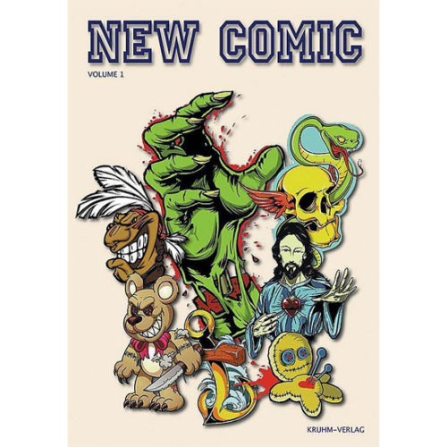 New Comic Volume 1