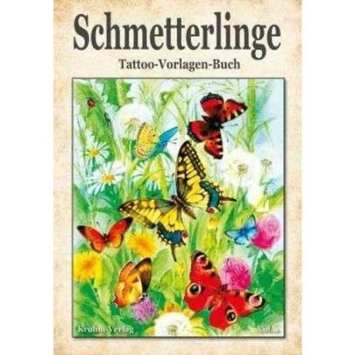 Tattoo-Vorlagen - Schmetterlinge