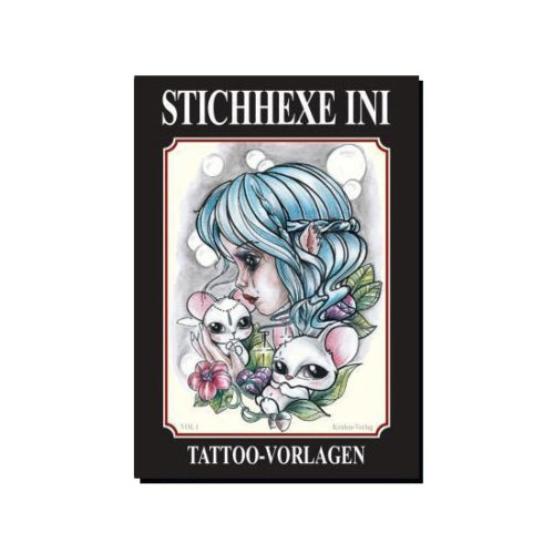 Stichhexe Ini - Tattoo Buch