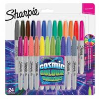 Sharpie – 24 Fine Point Marker – Cosmic Farben